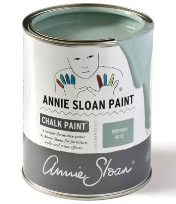 Old Spud Warehouse Annie Sloan Chalk Paint
