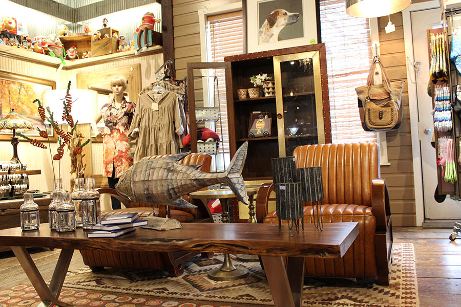 Old Spuds Warehouse Gaylord Michigan Home Decor